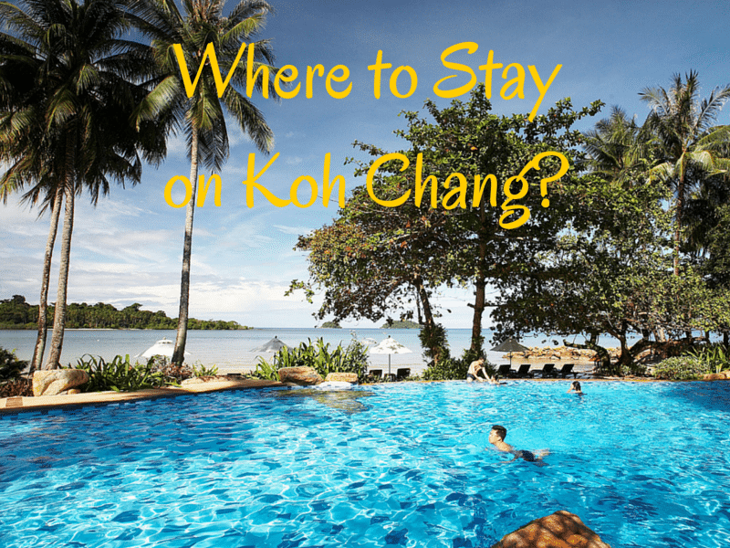 Best hotels on Koh Chang